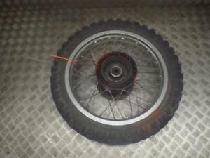 Honda XL250R XL250 R 1986-1987 Rear Wheel Rim