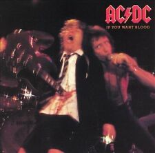 AC/DC If You Want Blood You've Got It (Live) CD BRAND NEW Remastered