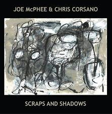 Joe McPhee & Chris Corsano SCRAPS AND SHADOWS   (new LP + download)