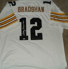 TERRY BRADSHAW Signed Auto Pittsburgh Steelers Jersey PSA/DNA COA!!!