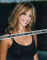 """JESSICA ALBA SEXY!! COLOR CANDID 8x10 PHOTO """"SIN CITY"""" """"INTO THE BLUE"""""""