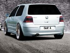 Golf 4  ABS Heckansatz Jubi Ansatz Heckspoiler 25Jahre