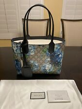 New Authentic Gucci Blooms GG Tote Bag Small