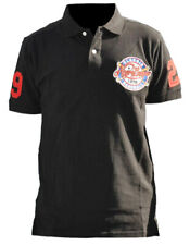 Negro League Baseball Commemorative Polo Shirt NLBM BLACK POLO SHIRT