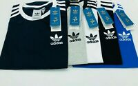 ****Men's Adidas Originals Retro California  Short Sleeve Crew Neck T-Shirt****