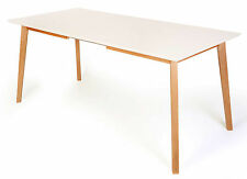 Standard Furniture Vinko Esszimmertisch ausziehbar Massivholz Esstisch Holztisch