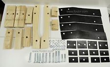 1928 1928 Model A Ford Body Mounting Kit Includes Blocks, Pads and Hardware