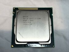 Intel Core i5 2500k 3.3 GHz Processor Socket LGA1155
