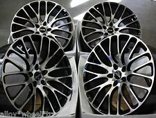 "19"" BM 170 ALLOY WHEELS FITS RENAULT VOLVO PEUGEOT MERCEDES BENZ 5X108 ONLY"