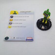 Heroclix Captain America set Hydra Officer #202 Gravity Feed figure w/card!