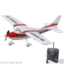 TOP EPO Cessna 182 RTF Propeller RC Plane Model W/ Motor Servos ESC Battery