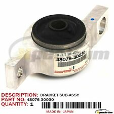 LEXUS GS IS RC FACTORY OEM 48076-30030 FRONT (LH) SIDE LOWER CONTROL ARM BUSHING