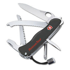 SWISS ARMY VICTORINOX 54900 RESCUE TOOL BL FUNCTION MULTI FUNCTION POCKET KNIFE.