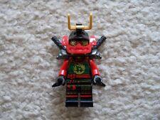 LEGO Ninjago - Rare - Nya - w/ Head Mask, Pearl Dark Gray Armor - Excellent