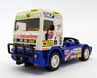 Siku 1/55 Scale Diecast 2581 - DAF Racing Truck - #6 White/Blue