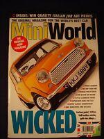 Mini World - Miniworld  # January 2002 - 1275 - clubman - superchips