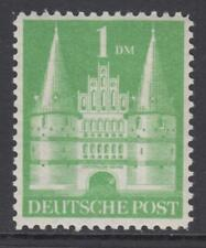 GERMANY - BIZONE American & British occ - Castles  Mi 97/Iwg  perf.11