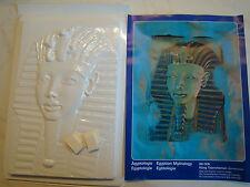 König Tutanchamun Reliefform Form Relief Ägypten Pyramiden Gips Beton 88006 (R)