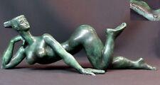 exceptionnelle sculpture bronze J. TEMPEREAU 40cm3.7kg oeuvre originale fondeur