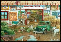 Vintage General Store - Chart Counted Cross Stitch Pattern Needlework Xstitch