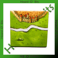 CARCASSONNE THE ROBBERS 8x TILES