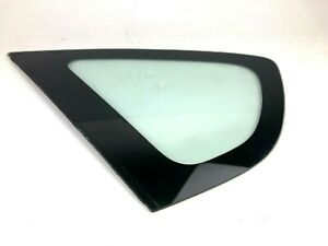 2008 - 2014 Subaru Impreza WRX STi Rear Left Quarter Window Glass OEM