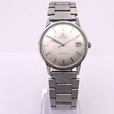 Vintage Omega Seamaster 562 Automatic Date Just Wrist Watch lot 324