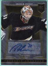 2013-14 Select #280 Frederik Andersen rookie autograph #/399