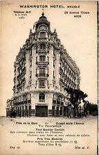 CPA   Wahington Hotel -Meuble - Prés de la Gare - Ouvert toute l'Année  (513595)