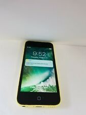 Apple iPhone 5C 16gb Yellow A1532 (Unlocked) Great Phone Discounted NW2132
