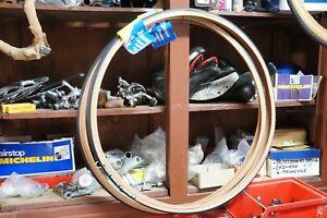 2 COPERTONCINO BICI DA CORSA Vintage MICHELIN DYNAMIC 700x23c clincher tyres