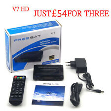 Freesat V7 HD Satellite TV Receiver DVB-S2 1080P Support USB Wifi Set Top Box
