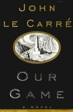Our Game by John Le Carré (1995, Hardcover)