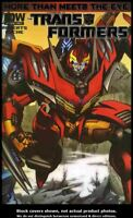 Transformers, The: More Than Meets the Eye (2nd Series) 1/C IDW 2011 VF/NM