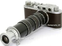 LEICA LTM L39 Macro Tubes for 5cm Summar-Elmar 5cm M.1:1 M.1:1.5 M.1:2 M.1:3