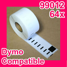 64 Rolls of Quality Label for DYMO LabelWriter-DYMO CODE:99012