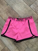 Justice Girls Dance Active Wear Shorts
