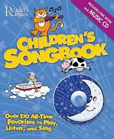 Children's Songbook : Over 130 All-Time Favorites to Play, Listen, and Sing