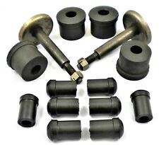 Ford Galaxie1963-1964 Rear Spring Shackle Bushes & Front Eye Bushes 63 64