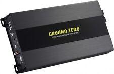 Ground ZERO IRIDIUM gzia 1.1450DX-II AMPLIFICATORE MONO 1250 W RMS KIT DI CABLAGGIO GRATIS!