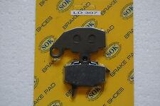 FRONT BRAKE PADS fits KAWASAKI KX 125 250 500, 87-88 KX125 KX250 KX500