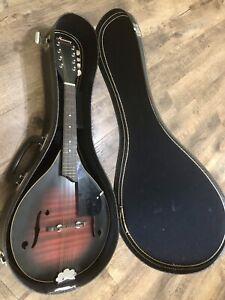 Vintage Harmony Monterey H410 Mandolin 1960s