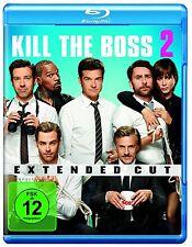 KILL THE BOSS 2 (Jason Bateman, Jennifer Aniston, Christoph Waltz) Blu-ray Disc