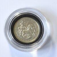 UK 1/4oz Silver Proof Britannia 50 Pence1997  Scarce