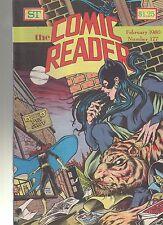 COMIC READER #177 fanzine (1980) Catwoman Batgirl Batman Firestorm covers