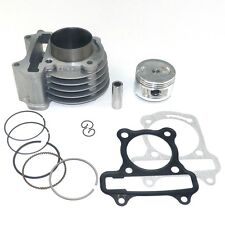 39mm 50cc 4T Cylinder Barrel Kit for GY6 139QMB Scooter Peugeot V-Clic VClic