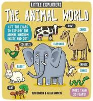 Little Explorers: The Animal World by Martin, Ruth, NEW Book, FREE & FAST Delive