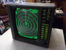 """Furuno FR-7062 RDP-122 Marine 12"""" Inch  CRT Radar Display"""
