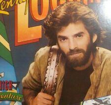 MINT 1st Press LP KENNY LOGGINS HIGH ADVENTURE w/STEVE PERRY DON'T FIGHT IT 1982