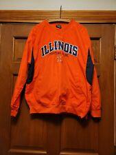 Pro Edge Illinois Fighting Illini Shirt Size Medium Football Basketball Men